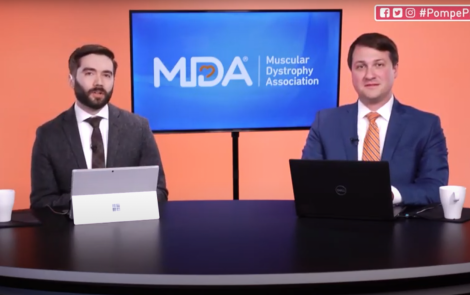MDA's Virtual Drug Development Meeting Brings Together Pompe Patients, Industry